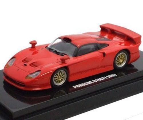 1 64 kyosho porsche 911 gt1 1997 red k06532r japan booster. Black Bedroom Furniture Sets. Home Design Ideas
