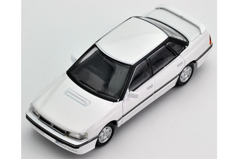 1/64 Tomica Limited Vintage NEO LV-N132a Subaru Legacy GT (White)
