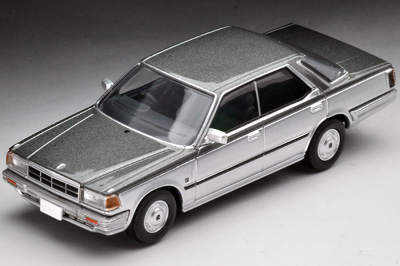1/64 Tomica Limited Vintage NEO LV-N149b Cedric Turbo F (Gray/Silver)