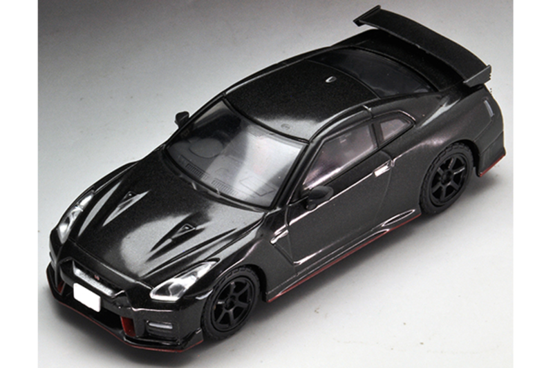 1/64 Tomica Limited Vintage NEO LV-N153b Nissan GT-R nismo 2017 Model (Black)
