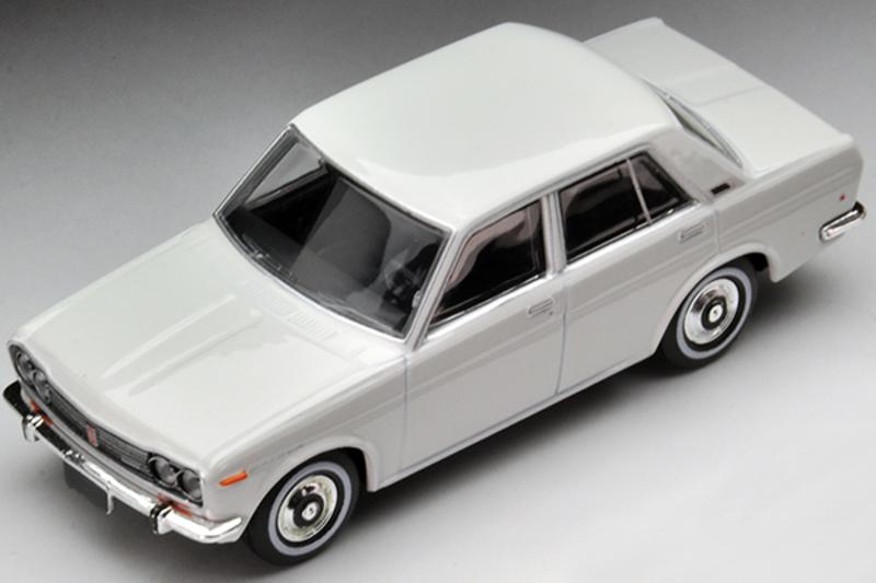 1/64 Tomica Limited Vintage TLV-Mr.K vol.2 Datsun 510 (White)