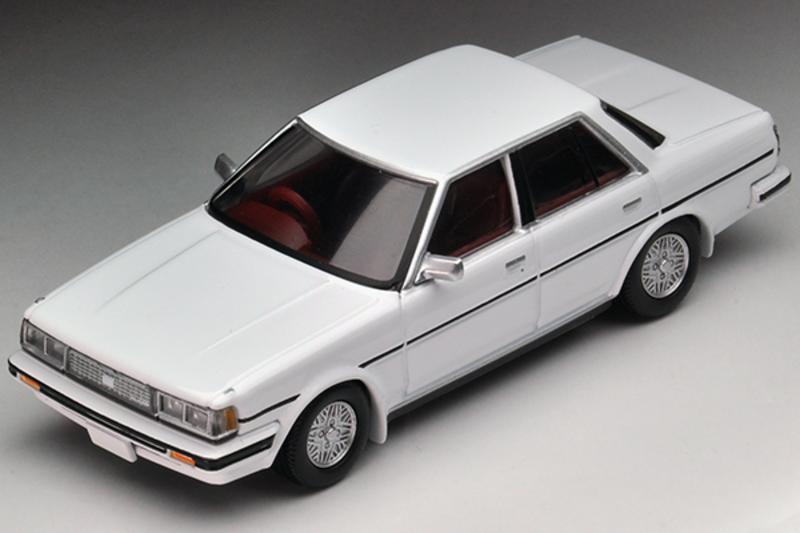 1/64 Tomica Limited Vintage NEO LV-N156a Cresta '84 (White)