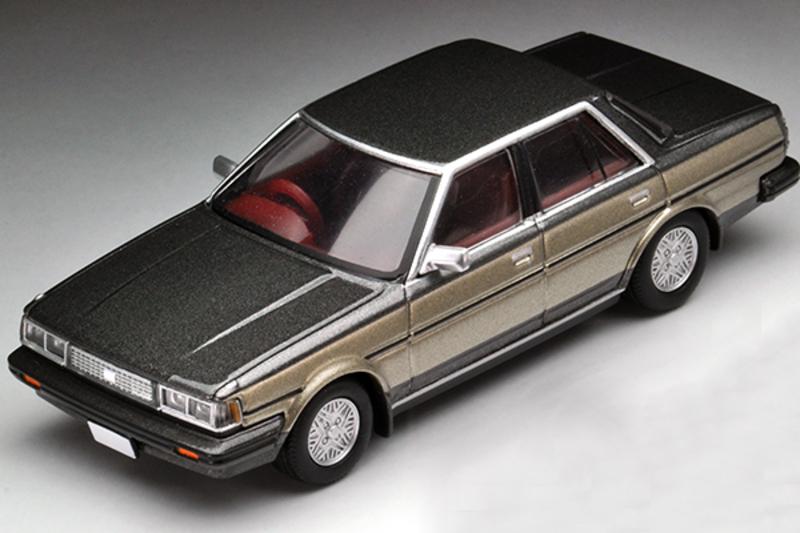 1/64 Tomica Limited Vintage NEO LV-N156b Cresta '84 (Gray)