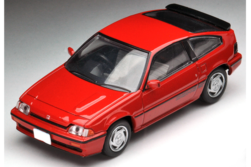 1/64 Tomica Limited Vintage NEO LV-N35e Ballade CR-X (Red)