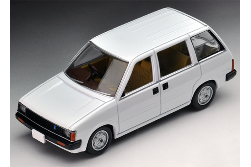 1/64 Tomica Limited Vintage NEO LV-N160a Prairie NV (White)