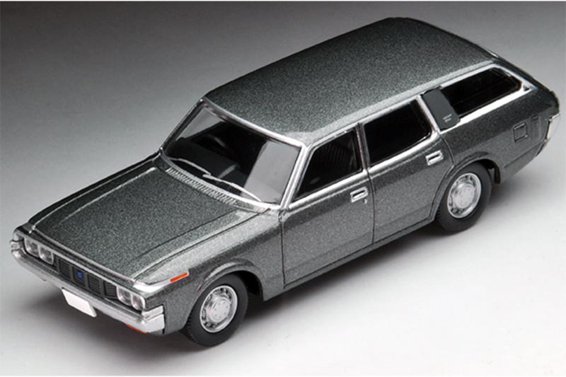 1/64 Tomica Limited Vintage NEO LV-N163b Crown Van 1973 Model (Gray)