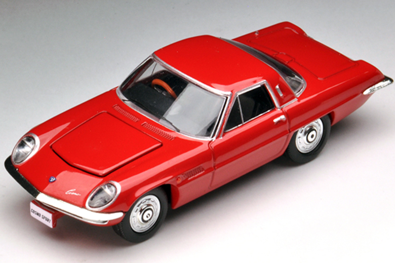 1/64 Tomica Limited Vintage LV-169b Mazda Cosmo Sport (Red)