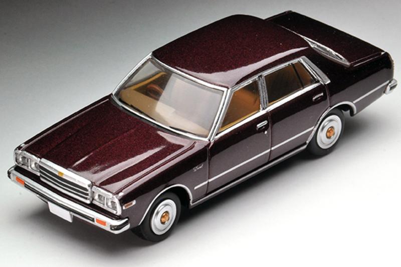 1/64 Tomica Limited Vintage NEO LV-N159b Laurel SGL-E 1979 (Maroon)
