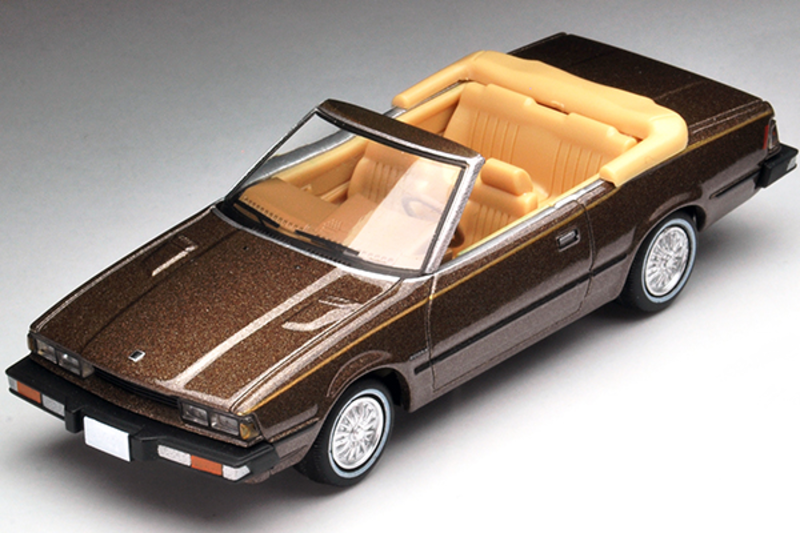 1/64 Tomica Limited Vintage NEO LV-N161a Datsun Custom Roadster (Brown)
