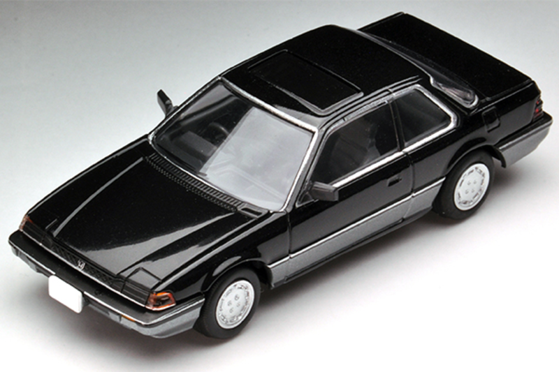 1/64 Tomica Limited Vintage LV-N145c Prelude XX (Black/Gray)