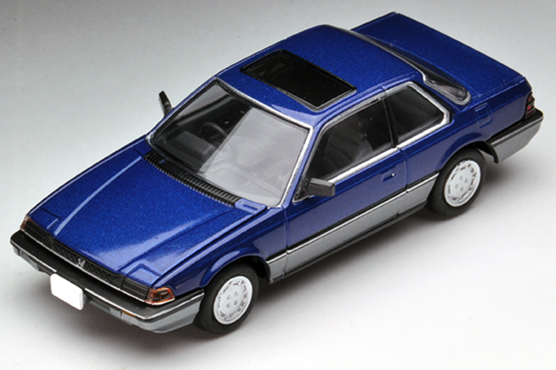1/64 Tomica Limited Vintage LV-N145d Prelude XX (Blue/Gray)