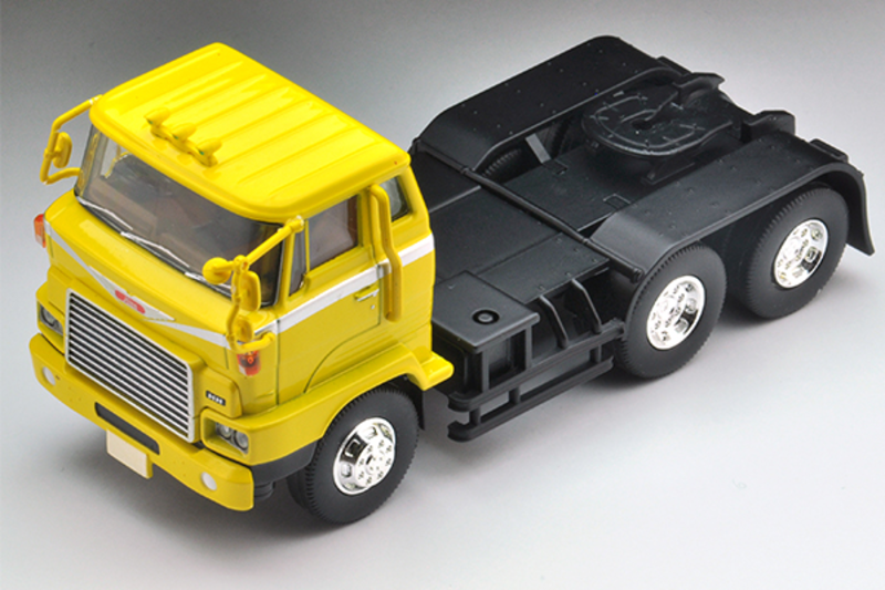 1/64 Tomica Limited Vintage NEO LV-N166a Hino HH341 (Yellow)