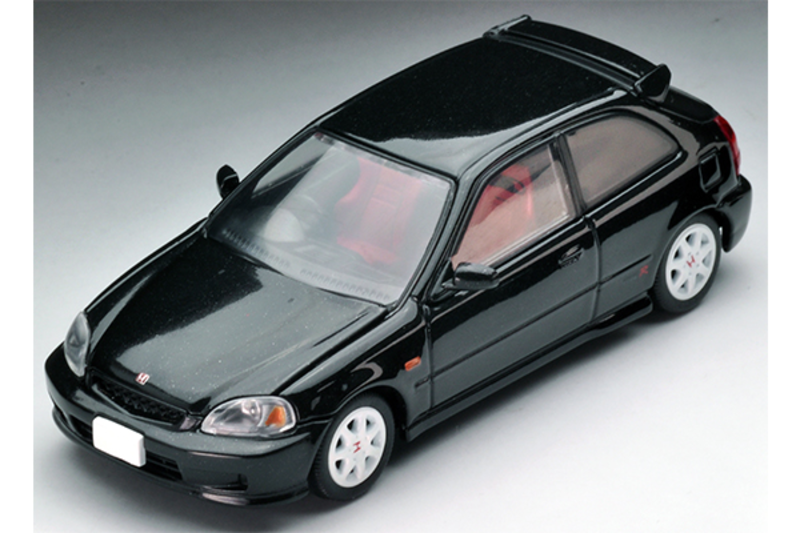 1/64 Tomica Limited Vintage NEO LV-N165b Civic Type R '99 (Black)