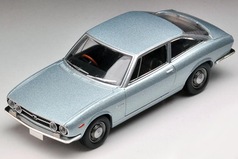 1/64 Tomica Limited Vintage LV-172a Isuzu 117 Coupe EC (Light Blue)