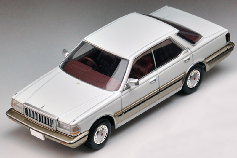 1/64 Tomica Limited Vintage NEO LV-N168a Cedric V30 Turbo Brougham (White/Gold)