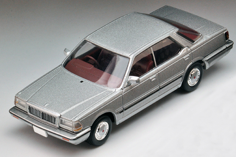 1/64 Tomica Limited Vintage NEO LV-N168b Cedric V30 Turbo Brougham (Silver)