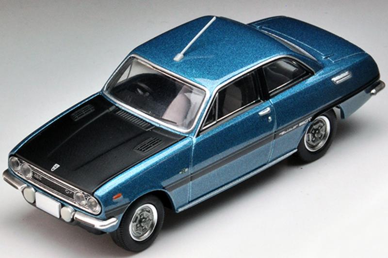 1/64 Tomica Limited Vintage LV-150d Isuzu Bellett 1600GTR (Blue)