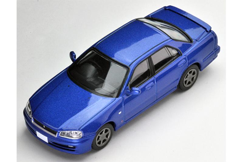 1/64 Tomica Limited Vintage NEO LV-N170a Skyline 25GT-V (Blue)