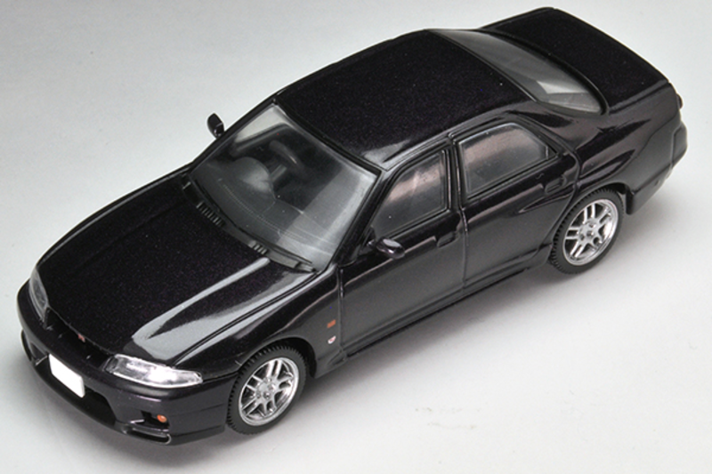 1/64 Tomica Limited Vintage NEO LV-N151b Skyline GT-R Autech Version (Purple)