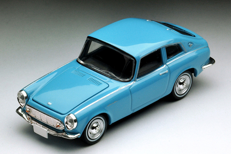 1/64 Tomica Limited Vintage LV-125d Honda S600 Coupe (Light Blue)