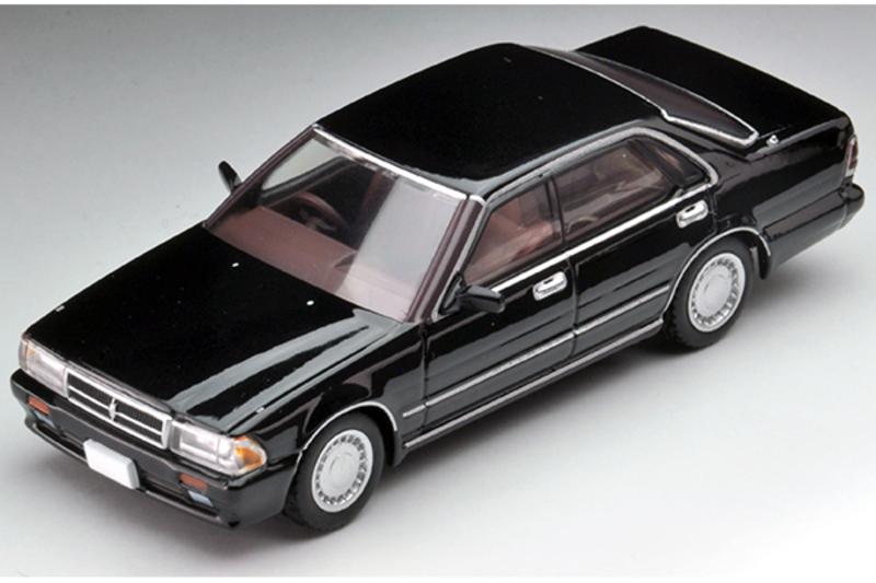 1/64 Tomica Limited Vintage NEO LV-N171a Cedric Gran Turismo SV (Black)