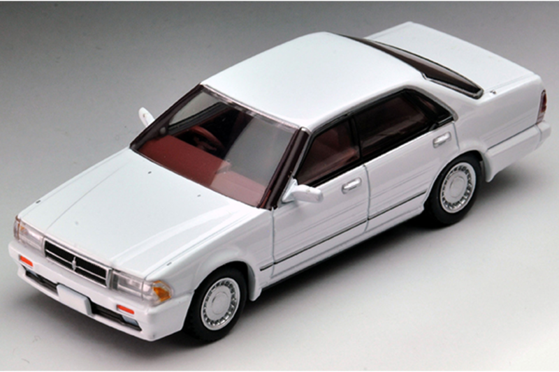 1/64 Tomica Limited Vintage NEO LV-N171b Cedric Gran Turismo SV (White)