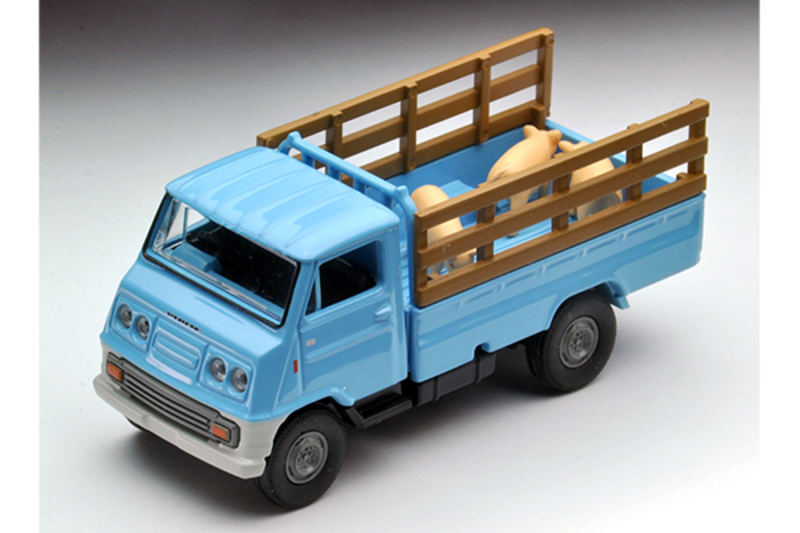 1/64 Tomica Limited Vintage LV-72b Toyoace (Livestock Transport Vehicle)