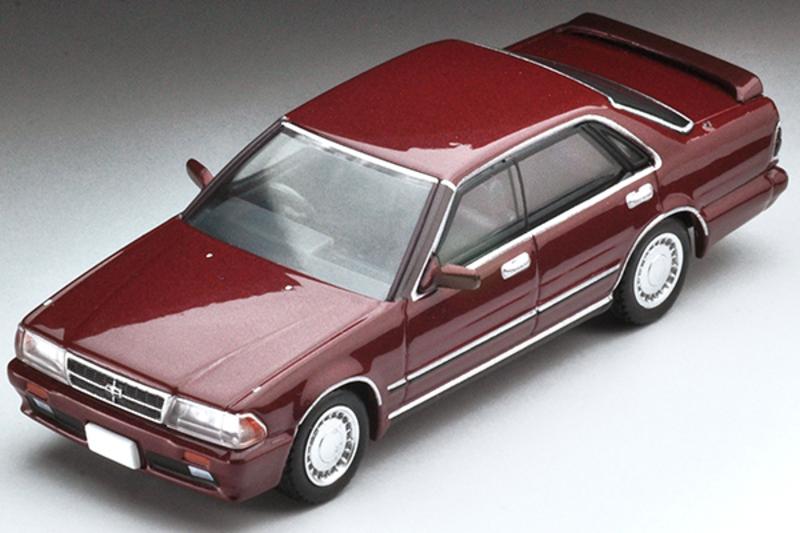 1/64 Tomica Limited Vintage NEO LV-N172b Gloria Gran Turismo SV (Red)