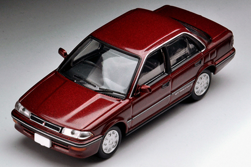 1/64 Tomica Limited Vintage NEO LV-N147d Corolla 1600GT (Red)