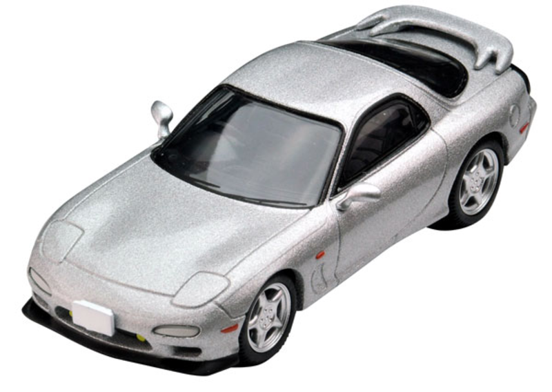 1/64 Tomica Limited Vintage NEO TLV-N174a Enfini RX-7 Type R (Silver)