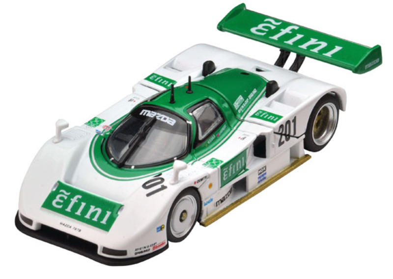 1/64 Tomica Limited Vintage NEO Enfini Mazda 787B (Green)