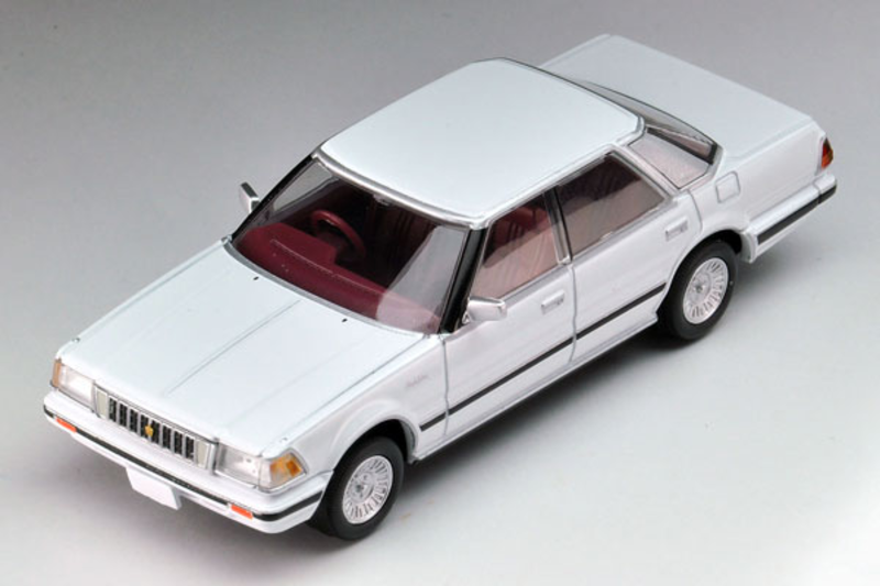 1/64 Tomica Limited Vintage NEO LV-N175a Crown HT Royal Saloon (White)