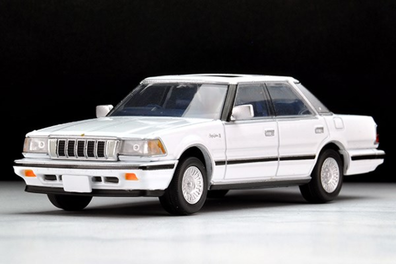 1/64 Tomica Limited Vintage NEO TLV-N176a Crown 2.8 Royal Saloon G (White)