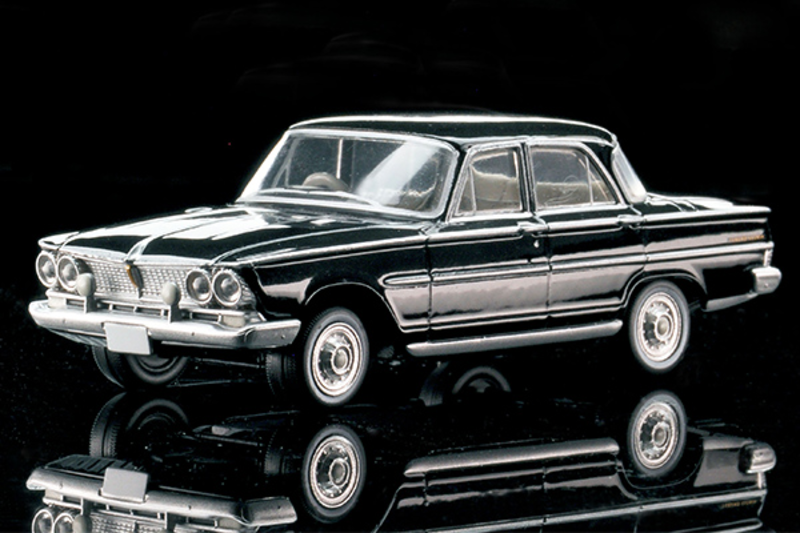 1/64 Tomica Limited Vintage TLV-175a Prince Grand Gloria (Black)