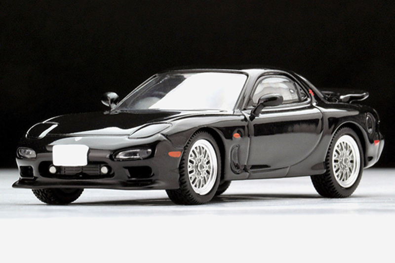 1/64 Tomica Limited Vintage NEO TLV-N177a Infini RX-7 Type RZ (Black)