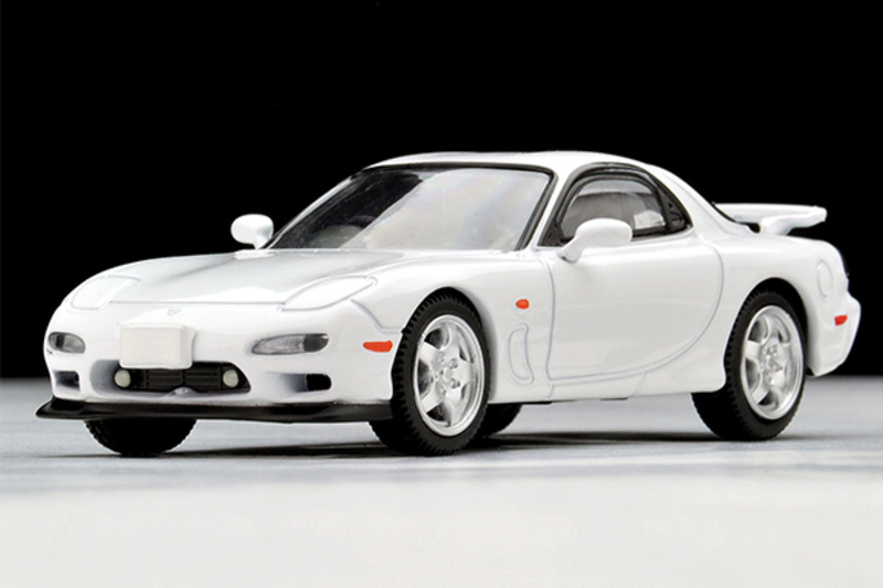 1/64 Tomica Limited Vintage NEO TLV-N177b Infini RX-7 Type RS (White)