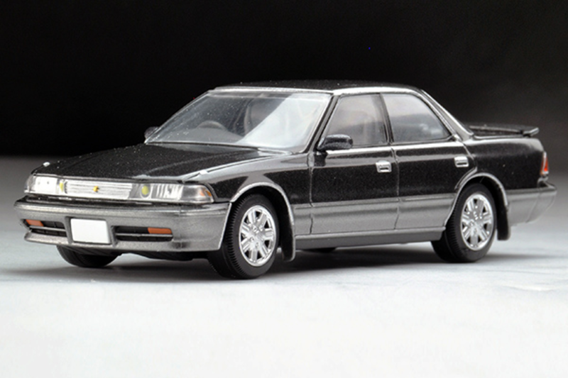 1/64 Tomica Limited Vintage NEO TLV-N178a Toyota Mark II2.5GT (Black/ Silver)