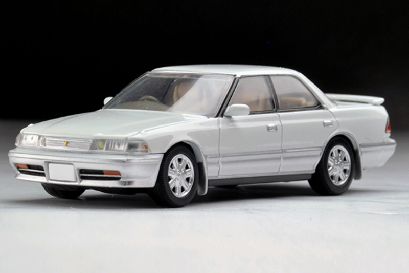 1/64 Tomica Limited Vintage NEO TLV-N178b Toyota Mark II2.5GT (White/ Silver)
