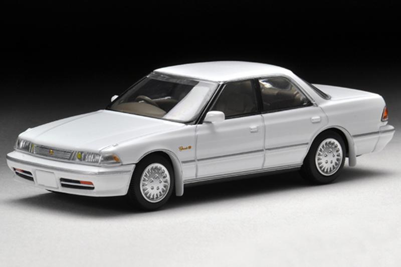 1/64 Tomica Limited Vintage Neo TLV-N179a Mark II 2.5 Grande G (White)