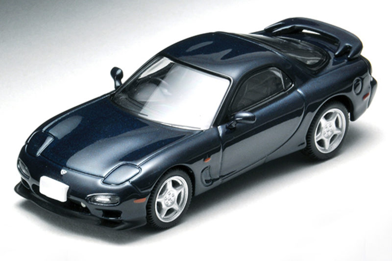 1/64 Tomica Limited Vintage Neo TLV-N174c Infini RX-7 Type R (Blue)