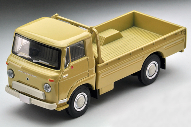 1/64 Tomica Limited Vintage TLV-178b Isuzu Elf (Brown)