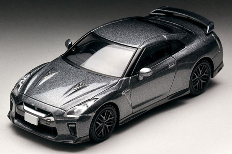 1/64 Tomica Limited Vintage NEO LV-N148e NISSAN GT-R Premium edition (Gray)