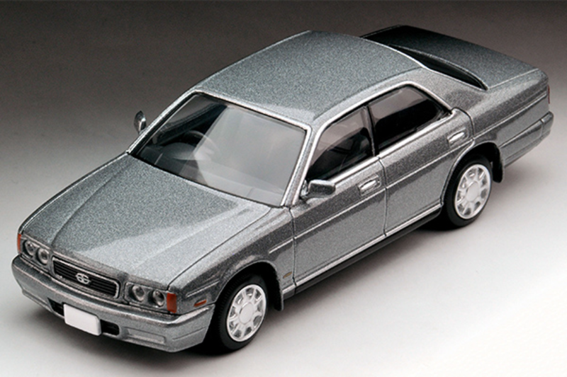 1/64 Tomica Limited Vintage NEO LV-N183a Gloria Gran Turismo Ultima (Gray)