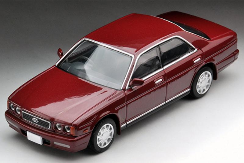 1/64 Tomica Limited Vintage NEO LV-N183b Gloria Gran Turismo Ultima (Red)