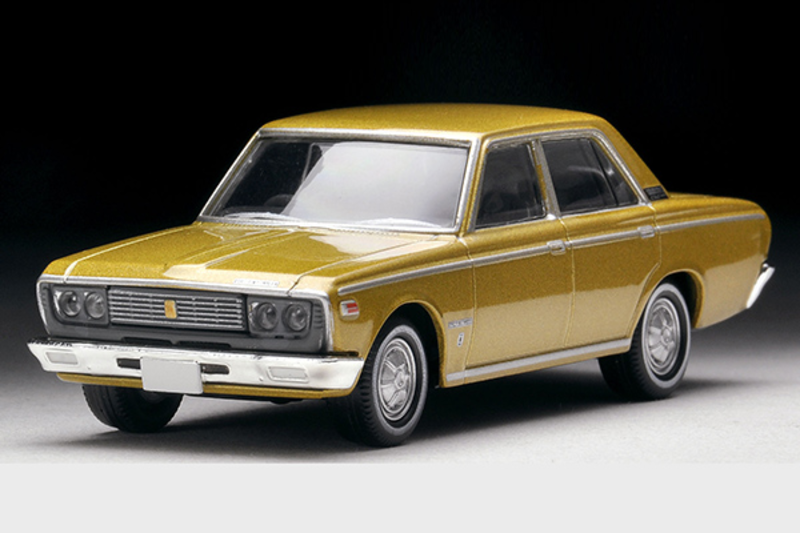 1/64 Tomica Limited Vintage LV-181a Crown Super Deluxe (Gold)