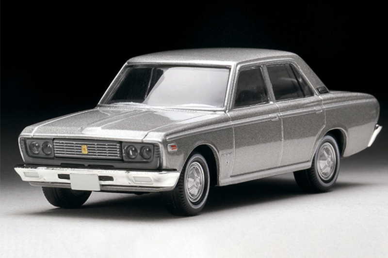 1/64 Tomica Limited Vintage LV-181b Crown Super Deluxe (Silver)