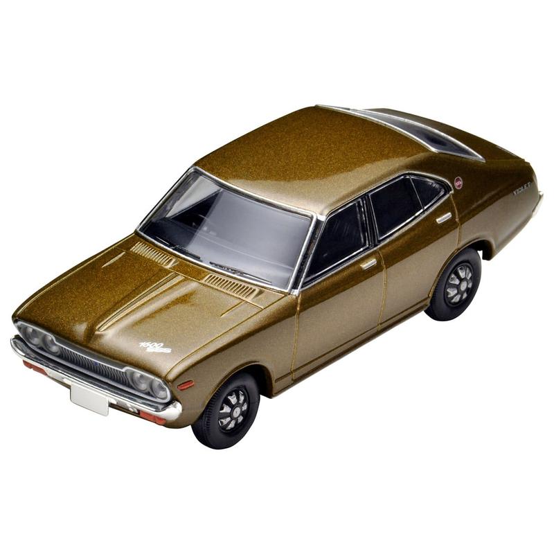 1/64 Tomica Limited Vintage NEO LV-N188a Violet 1600SSS (Brown)
