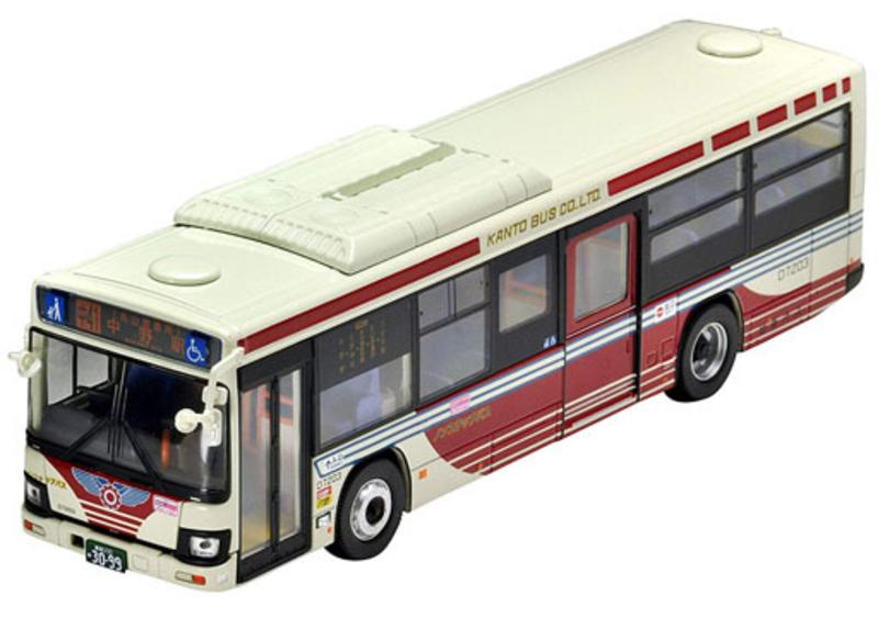 1/64 Tomica Limited Vintage NEO LV-N155b Hino Blue Ribbon Kanto Bus