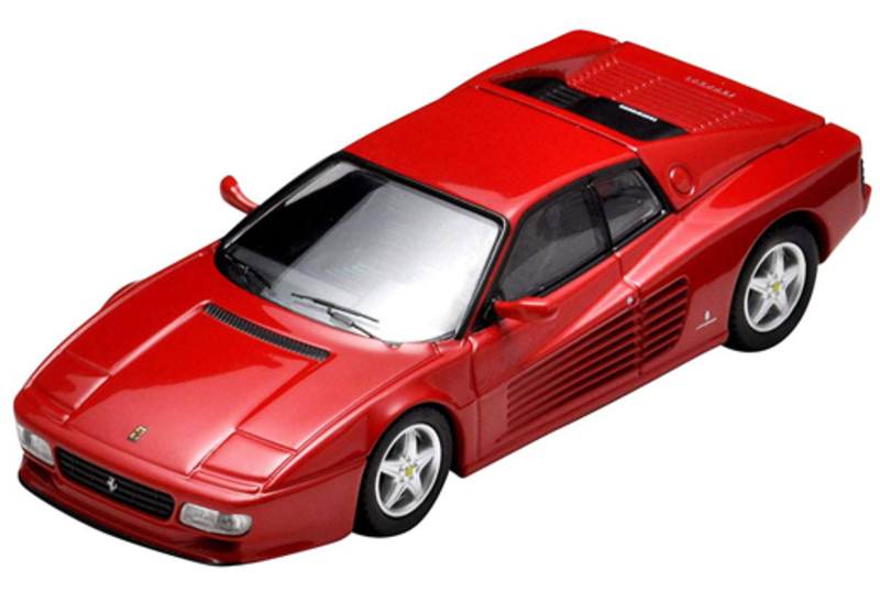 1/64 Tomica Limited Vintage NEO Ferrari 512TR (Red)