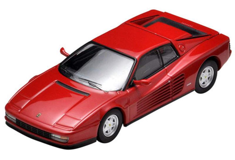 1/64 Tomica Limited Vintage NEO Ferrari Testarossa (Red)